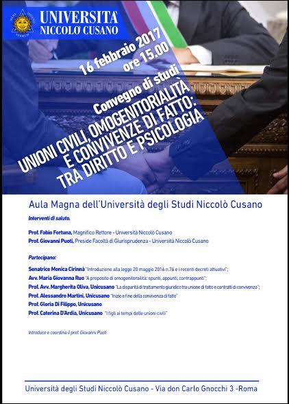 Ecco cosa c'è da sapere su come seguire da Catania i convegni universitari della Niccolò Cusano di Roma come strumento di formazione didattica.