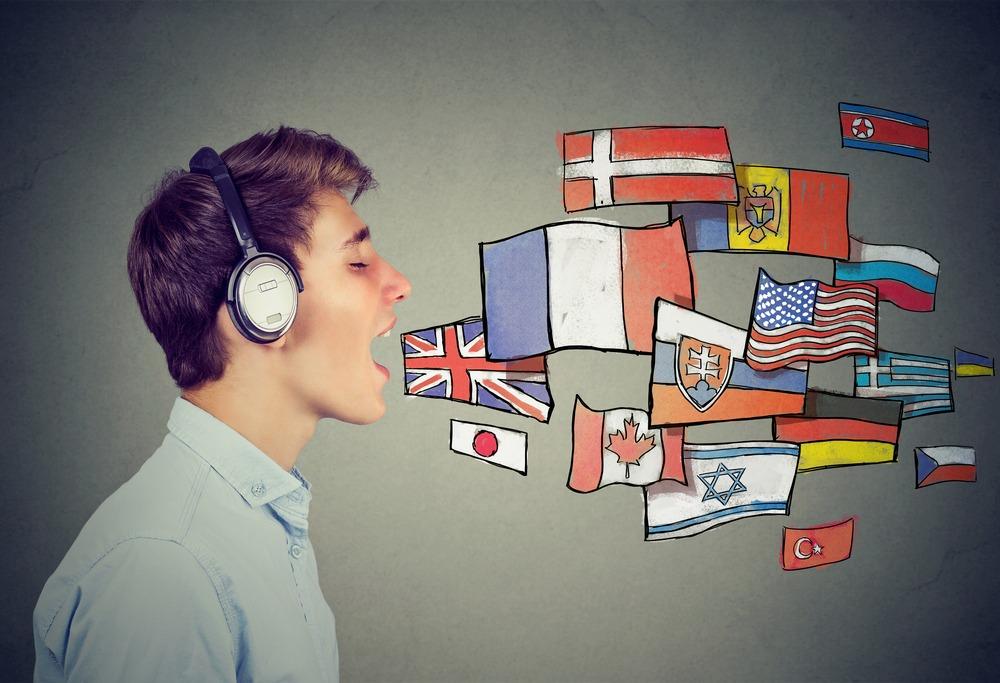 come imparare velocemente una lingua bandiere